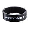 Ritchey WCS hiilikuitu 10 mm 2 kpl , musta